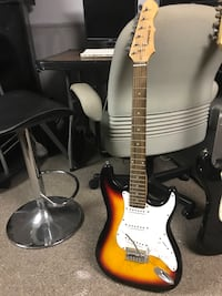 MAHAR electric guitar fender stratocaster copy