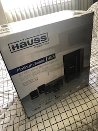 Hauss 5.1 Home Theatre System