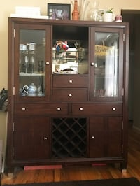 China Closet from Raymour & Flanigan New York, 11218