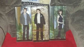 Twilight Barbie Collection..