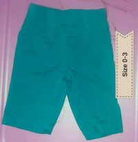 women's teal shorts Mount Pleasant, 53406