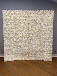 Flower Backdrop Rental Glenview