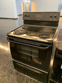 """30"""" Frigidaire coil top stove"""
