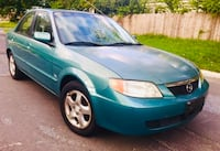 2001 Mazda protege  Reliable cheap car Aspen Hill