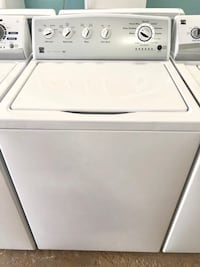 Kenmore washer ~10% off 90 days warranty