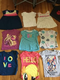 4T Girls Summer Clothing #2 Madison Heights, 48071