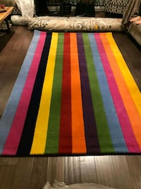 brand new area rug hand made %100 wool Mississauga, L5J 4E6