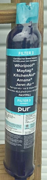 Pur 3 Water Filter, For Kitchenaid Refrigerators, Woodstock, 22664