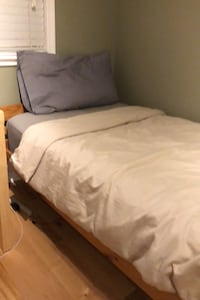 Twin Bed Frame