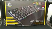 Corsair K65 LUX RGB Compact Gaming Keyboard Knoxville, 37920