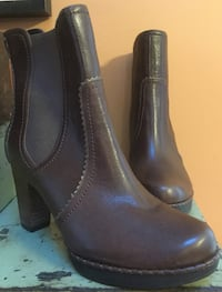 NEW Rockport Leather Boots-Size 6.5