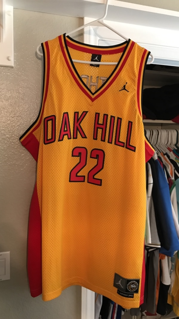 low priced adbab b5a58 Oak Hill Academy Carmelo Anthony Jersey