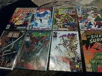 assorted Marvel comic book collection Long Beach, 90810