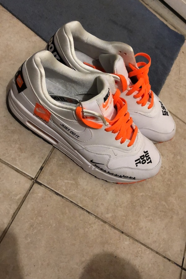 Limited edition Just Do It Air Max  Size 10