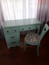 refinished desk chair and cabinet Frederick, 21702
