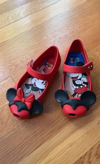 Mini Melissa Disney Shoes Fairfax, 22030