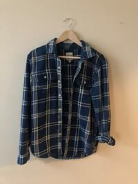 Men's American eagle flannel, size small Morristown, 37813