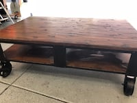 Coffee table, two side tables and TV stand San Diego, 92127