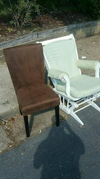 chairs  $20 a piece $40 for both Arlington, 22205