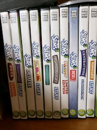 PC sims 3 games  Glocester, 02857