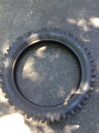 Motorcycle mx dirt bike tire Toronto, M1W 1K3