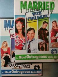 Married with Children most outrageous episodes vol Glen Burnie