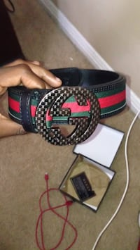 Original Gucci belt Houston, 77396
