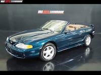 1994 Ford Mustang 2dr Convertible GT Milpitas