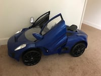 blue ride-on toy car Silver Spring, 20906