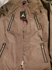 NIKE Air Jordan Reversible Coat. NWT size small Omaha, 68104