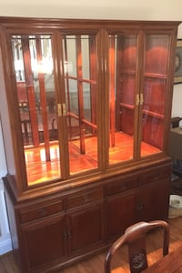 Rosewood Cabinet Hutch Germantown, 20874