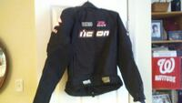 Womans ICON GSXR BIKE JACKET Dumfries