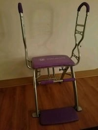 Pilates Pro Chair With DVDs 46 km