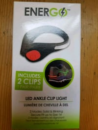 LED foot clips London