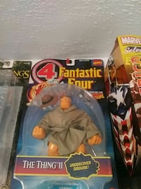 Clothed Thing Action Figure