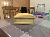 Jewellery box Burnaby, V5C 2J6
