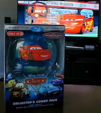 Cars 2 Collector's Combo Pack Target Exclusive movies