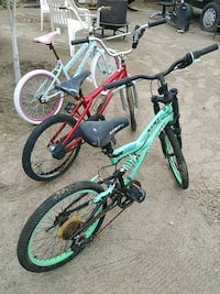 3 Bikes for $20