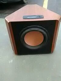 """Klipsch RT10  with x 3 10"""" subwoofers"""