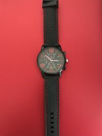 Black and red watch  Markham, L3P 6X6
