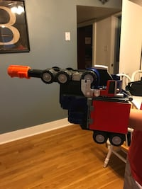 Transformer Optimus Prime Battle Blaster Ross, 15229