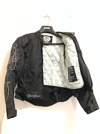 Woman's speed and strength motorcycle jacket size small Beaverton, 97006