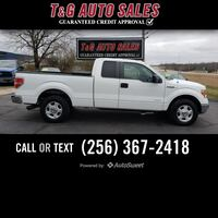 2013 Ford F-150 XLT Florence, 35634