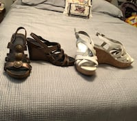 Two pairs Shoes $5 for both Toronto, M9C 4W1