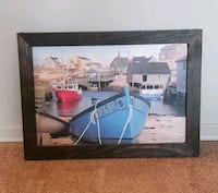 Framed Picture of Peggy's Cove London, N6C 5Y5