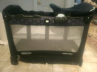 black and gray Graco pack n play Haverhill, 01832