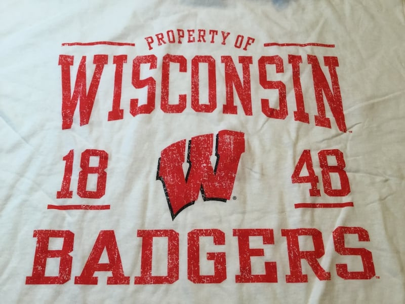 Wisconsin Badgers Established Shirt 0ea71700-2409-43fc-ac16-67e14ef8e5ef