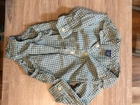 Long sleeved baby gap baby boy dress shirt