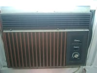 black and gray window type air conditioner Newark, 43055