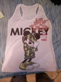 Tee shirt mickey Lyon, 69002